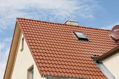 Tonziegel Ziegel Bedachung Dach Dachsanierung